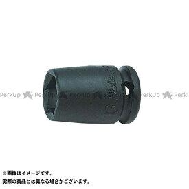 【ポイント最大18倍】Ko-ken ハンドツール 13465M-15 3/8(9.5mm)SQ. インパクトパスファインダーソケット 15mm コーケン
