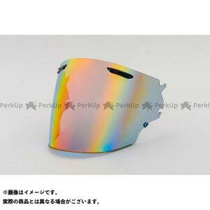 【特価品】エキストラシールド ヘルメットシールド VAS-Z ミラーシールド(セミスモーク/レッド) EXTRA SHIELD