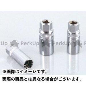 【無料雑誌付き】KITACO ハンドツール マグキャッチプラグソケット サイズ:16mm キタコ