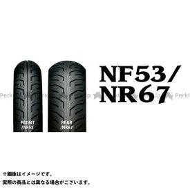 アイアールシー 汎用 オンロードタイヤ NR67 130/90-15 M/C 66P WT リア IRC