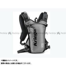 クリーガ ツーリング用バッグ バックパックハイドレーションパックHydro2シルバー|HYRUC2-S Kriega