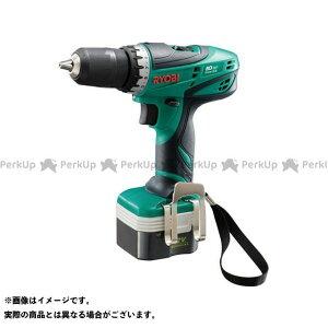 【無料雑誌付き】RYOBI 電動工具 BD-127 充電式ドライバードリル リョービ