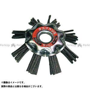 【無料雑誌付き】YANASE 切削工具 TBM16-100 タコブラシ エアー用 柳瀬