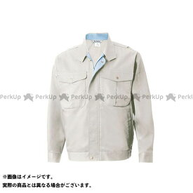 【エントリーで最大P19倍】TS DESIGN ジャケット 長袖ブルゾン(グレー) サイズ:LL TSデザイン