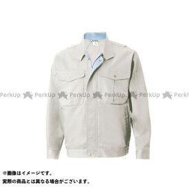 【エントリーで最大P19倍】TS DESIGN ジャケット 長袖ブルゾン(グレー) サイズ:4L TSデザイン