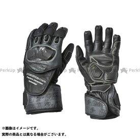 【無料雑誌付き】MERCURY PRODUCTS レーシンググローブ レーシンググローブ(ブラック/ガンメタ) サイズ:XL マーキュリープロダクツ