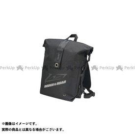 【エントリーで更にP5倍】ラフアンドロード ツーリング用バッグ AQA DRY ザック&シート(ブラック) ラフ&ロード