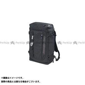 【エントリーで更にP5倍】ラフアンドロード ツーリング用バッグ スクエア ザック&シート(ブラック) ラフ&ロード