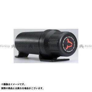 【雑誌付き】SW-MOTECH キャリア・サポート ツールボックス(チューブ型)-ブラック- QUICK-LOCK(クイックロック)EVO サイドキャリア装着用 SWモテック