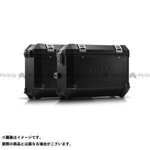 【雑誌付き】SW-MOTECH トレーサー900・MT-09トレーサー ツーリング用ボックス TRAX ION アルミ ケースシステム -ブラック- 37/37 l. MT-09 Tracer/Tracer 900GT(18-).|KFT.06.87 …