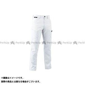 TS DESIGN パンツ ACTIVEメンズカーゴパンツ(ホワイト) サイズ:3L TSデザイン