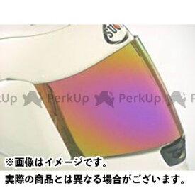 スオーミー ヘルメットシールド ミラーシールド(GW帽体用) イリジウム SUOMY