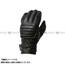 【雑誌付き】MERCURY PRODUCTS レザーグローブ プロテクションパンチレザーグローブ(ブラック) サイズ:XL マーキュリープロダクツ