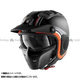 【エントリーで最大P21倍】SHARK HELMETS ジェットヘルメット X-Drak Hister Mat Helmet Black Anthracite Orange サイズ:XL シャークヘルメット