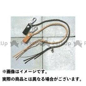 KADOYA カドヤ 小物・ケース類 No.8842 KADOYA ORIGINAL LEATHER WALLET STRAP .B ナチュラル
