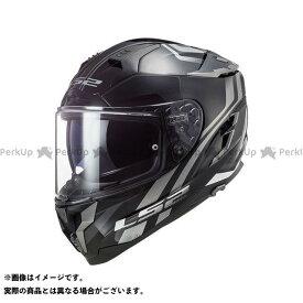 【ポイント最大18倍】LS2 HELMETS フルフェイスヘルメット CHALLENGER F/チャレンジャーF(ブラック チタニウム) サイズ:M エルエスツーヘルメット