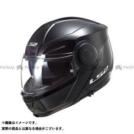 【無料雑誌付き】LS2 HELMETS システムヘルメット(フリップアップ) SCOPE/スコープ(ブラック) サイズ:M エルエスツーヘルメット