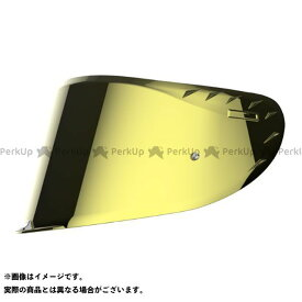 【無料雑誌付き】LS2 HELMETS ヘルメットシールド ピンロック シールド S-15/LS2(ミラーゴールド) エルエスツーヘルメット
