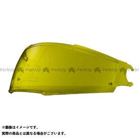 【無料雑誌付き】LS2 HELMETS ヘルメットシールド ピンロック シールド S-16/LS2(イエロー) エルエスツーヘルメット