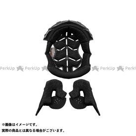 【無料雑誌付き】LS2 HELMETS ヘルメット内装オプション インナーセット IS-7(LS2) サイズ:M エルエスツーヘルメット