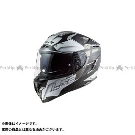 【ポイント最大18倍】LS2 HELMETS フルフェイスヘルメット CHALLENGER F(マットチタニウムシルバー) サイズ:XL エルエスツーヘルメット
