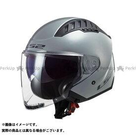 【無料雑誌付き】LS2 HELMETS ジェットヘルメット COPTER(ナルドグレー) サイズ:M エルエスツーヘルメット