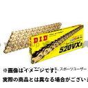【無料雑誌付き】DID 汎用 チェーン関連パーツ 530VX3 ZJ カシメ(ゴールド) リンク数:102L ディーアイディー