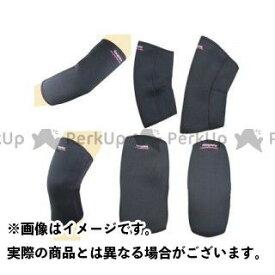 【無料雑誌付き】KOMINE ニーガード AK-045 ネオプレーンサポーターセット(ブラック) サイズ:M コミネ