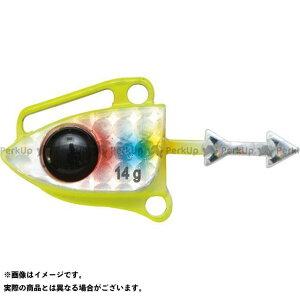 【無料雑誌付き】JACKSON フィッシング クイックヘッド 28g LCD レモンキャンディー ジャクソン