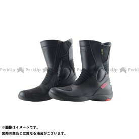 KOMINE ライディングブーツ BK-070 GORE-TEX(R)ショートブーツ-グランデ(ブラック) 24.5cm コミネ