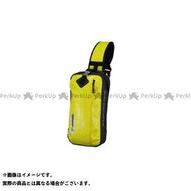【エントリーで更にP5倍】KOMINE ツーリング用バッグ SA-217 WRワンショルダーバッグ カラー:イエロー コミネ