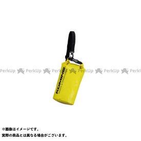 【エントリーで更にP5倍】KOMINE ツーリング用バッグ SA-221 WPドライバッグ カラー:イエロー コミネ