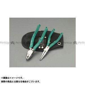 【無料雑誌付き】ESCO 電動工具 ねじプライヤー(ネジザウルス)セット エスコ
