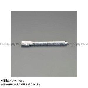 【雑誌付き】ESCO ハンドツール 22x180mm 平タガネ エスコ
