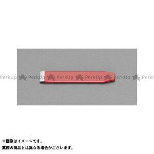 【雑誌付き】ESCO 作業場工具 9.0x 95mm 超硬合金付タガネ エスコ