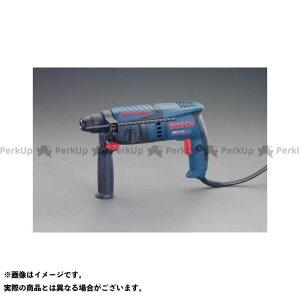【ポイント最大18倍】ESCO 電動工具 18mm ハンマードリル(無段変速) エスコ
