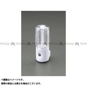 【ポイント最大18倍】ESCO ハンドツール AC100V LEDセンサーライト エスコ