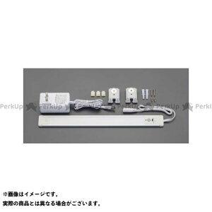 【雑誌付き】ESCO ハンドツール AC100V/7.5W LEDセンサーライト エスコ