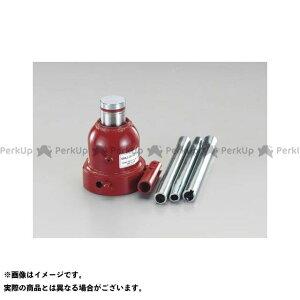 【雑誌付き】ESCO 作業場工具 5.0ton/85-125mm 油圧ジャッキ(超小型) エスコ