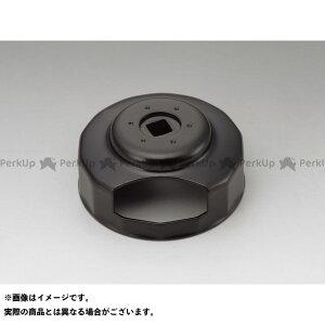 【無料雑誌付き】KIJIMA ハーレー汎用 ハンドツール オイルフィルターレンチ(ブラック) キジマ