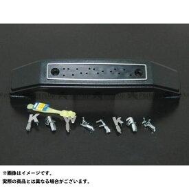 【無料雑誌付き】DOREMI COLLECTION Z1000MK- Z750FX ドレスアップ・カバー フォークカバーエンブレム Kawasaki/ステーなし カラー:黒 ドレミコレクション