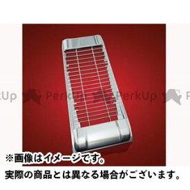 KENTEC VT1300CX ラジエター関連パーツ VT1300CX用 メッキラジエーターカバー ケンテック