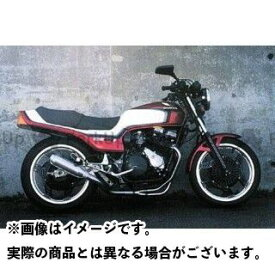 【エントリーで最大P21倍】MRS CBX400F マフラー本体 CBX400F モナカ フルEX BK M-TEC中京