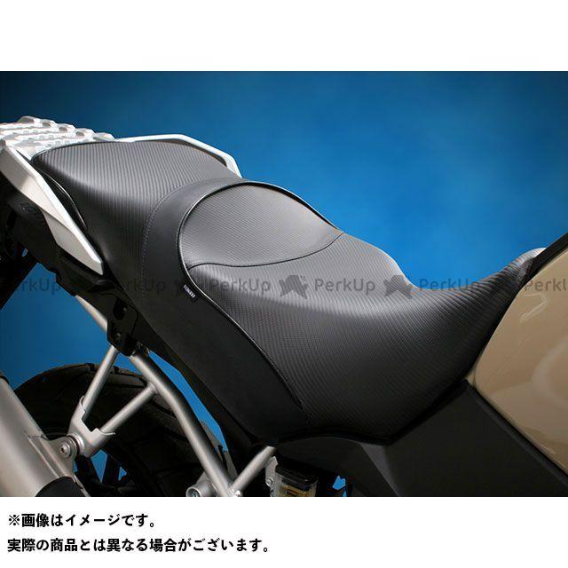 【エントリーでポイント10倍】 サージェント Vストローム1000 シート関連パーツ ワールドスポーツ パフォーマンスシート(レギュラーシート/カーボンFX) G-050 Pearl Vigor Blue