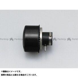 【エントリーで最大P19倍】DAYTONA 汎用 エアクリーナー スーパーパワーフィルター 排ガスモデル対応オールウェザータイプ(φ35/φ5ニップル付) ストレートタイプ カラー:ブラック デイトナ