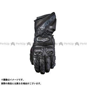 【雑誌付き】five レーシンググローブ RFX3 レーシンググローブ カラー:ブラック サイズ:L ファイブ