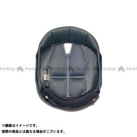 【無料雑誌付き】LS2 HELMETS ヘルメット内装オプション HE-12 ヘッドパッド サイズ:M/57-58cm エルエスツーヘルメット