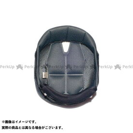 【ポイント最大19倍】LS2 HELMETS ヘルメット内装オプション HE-12 ヘッドパッド サイズ:L/59-60cm エルエスツーヘルメット
