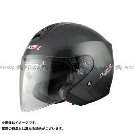 エルエスツー ジェットヘルメット 【売り尽くし】 LS2 FREEWAY(フリーウェイ) ソリッドモデル グレーメタリック XL/61-62cm LS2 HELMETS