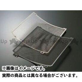ACTIVE 汎用 ラジエター関連パーツ ビッグラジエーターコア用 コアガード カラー:ブラック アクティブ